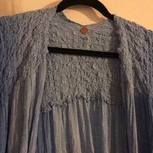 NWT Free People Beach Coverup